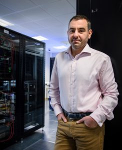Richard Litchfield, Europa Group IT Director