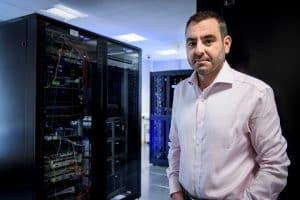 Richard Litchfield, Europa Worldwide Group IT Director