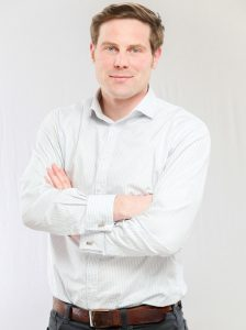 Rob Ross, Finance Director for Europa