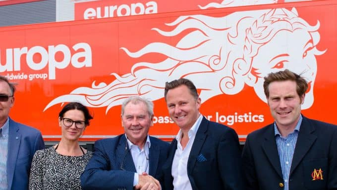 Europa Road Acquires Continental Cargo Carriers