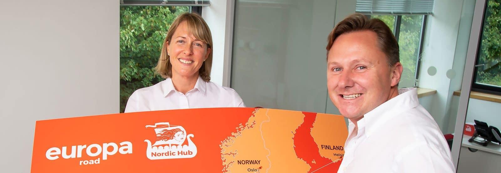 Nordic Hub, Europa Road