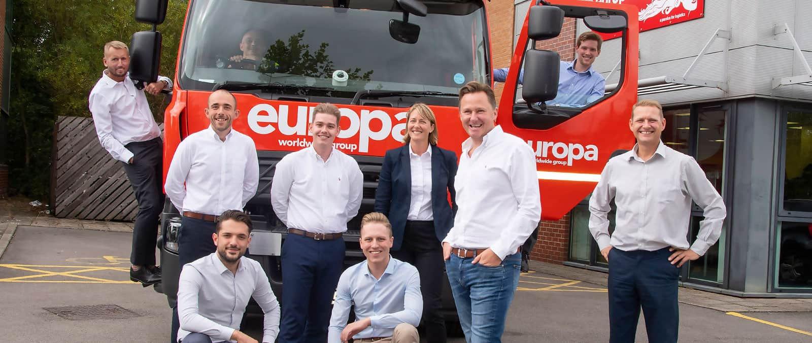Europa Sheffield Branch