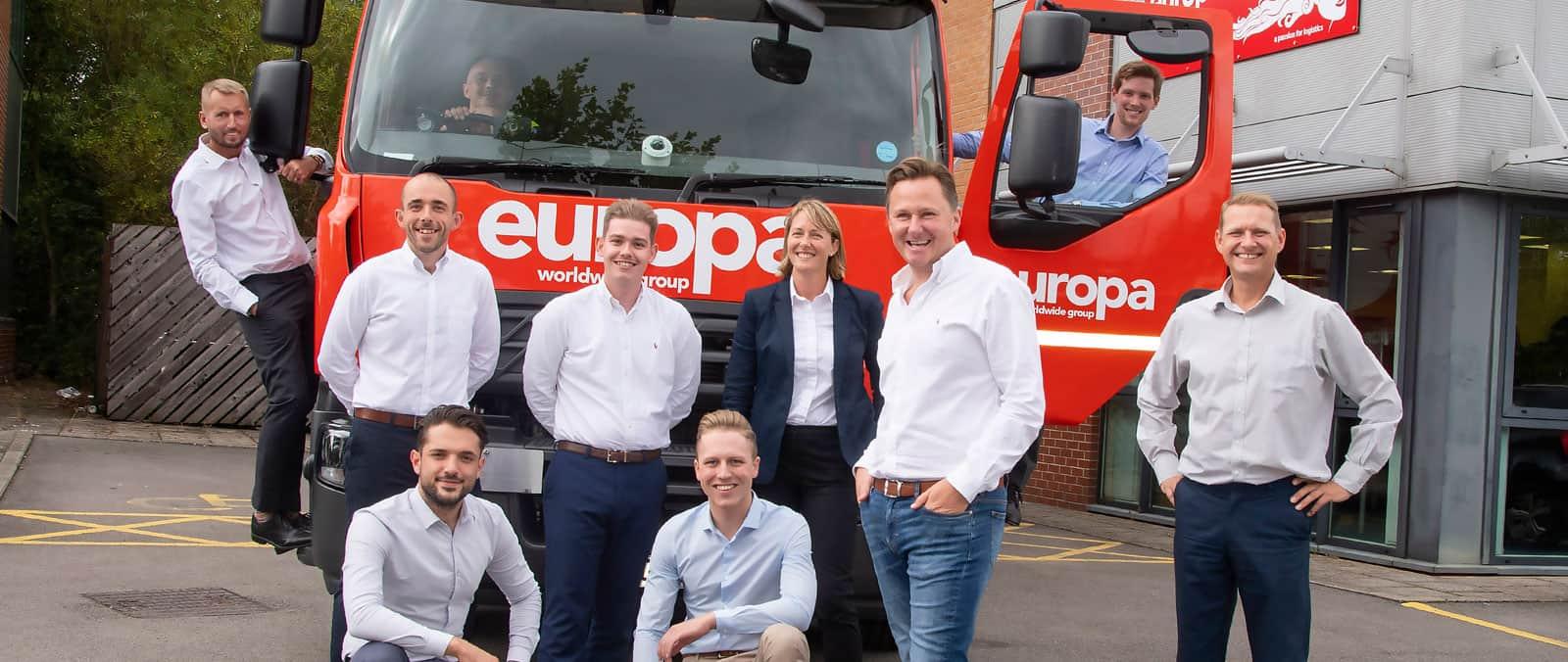 Europa Sheffield Branch