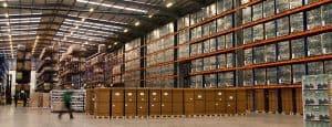 Europa Warehouse in Birmingham