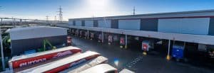 Europa Dartford Warehouse Racking Investment