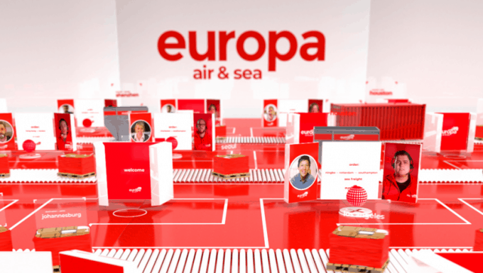Europa Air & Sea Division launches new animation