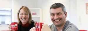 UK Network Development Manager Matthew Camm