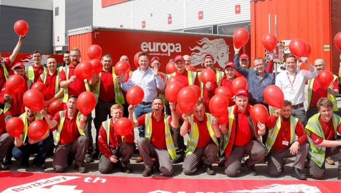 Europa hits 4 major milestones in 4 years