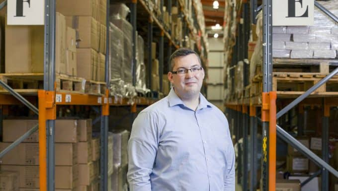 Europa Warehouse appoints specialist to streamline service