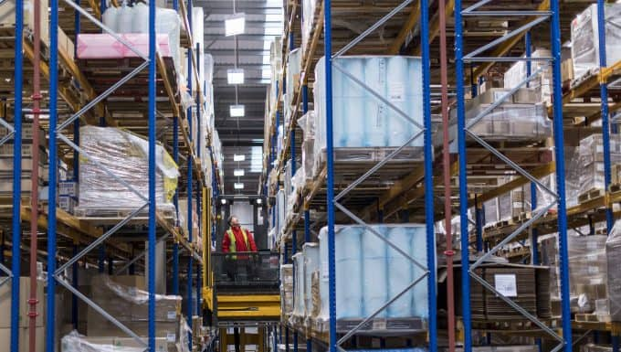 Europa Warehouse renews contract with E.T. Browne