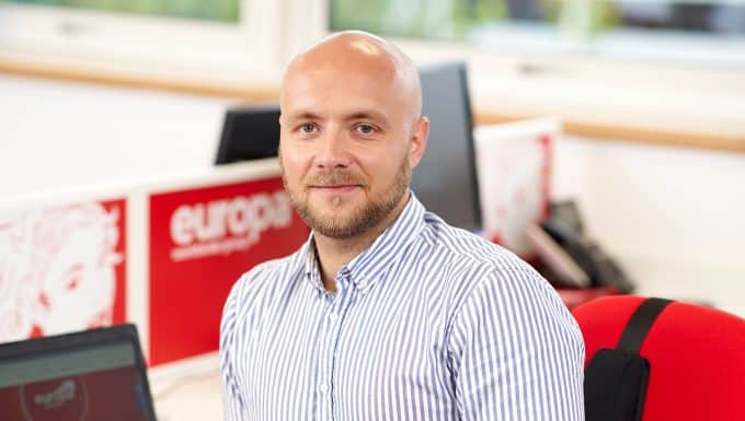 Europa Showfreight appoints new manager to spearhead development