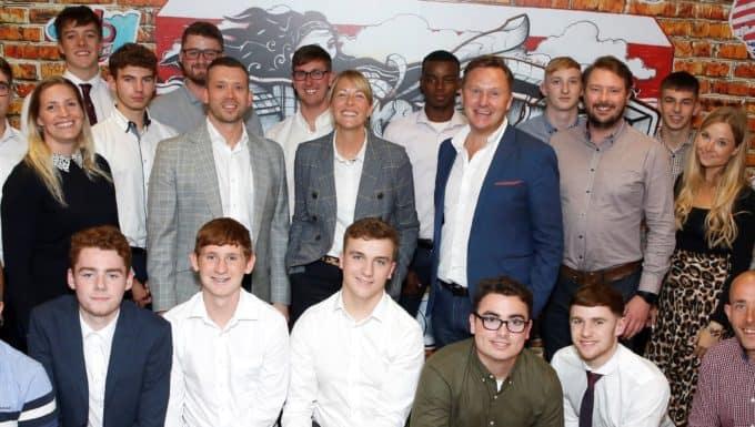 Europa announces RAPID class of 2019