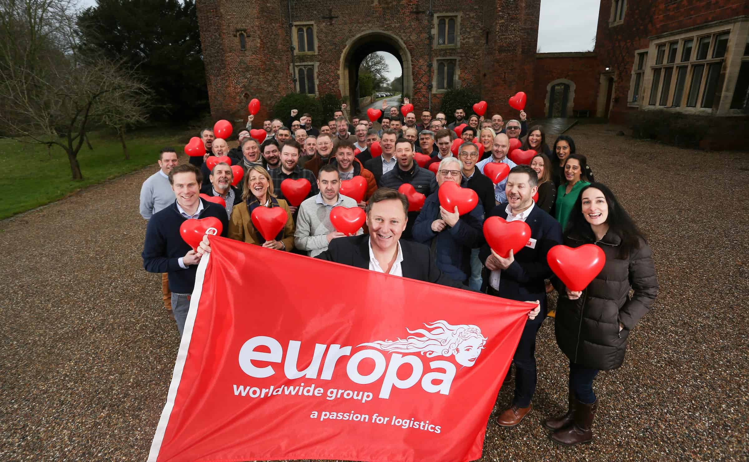 Europa soars up the Top Track table