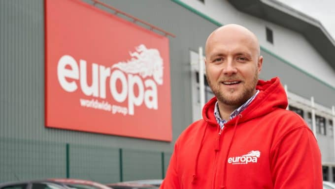 Europa Showfreight launches pioneering MBX service