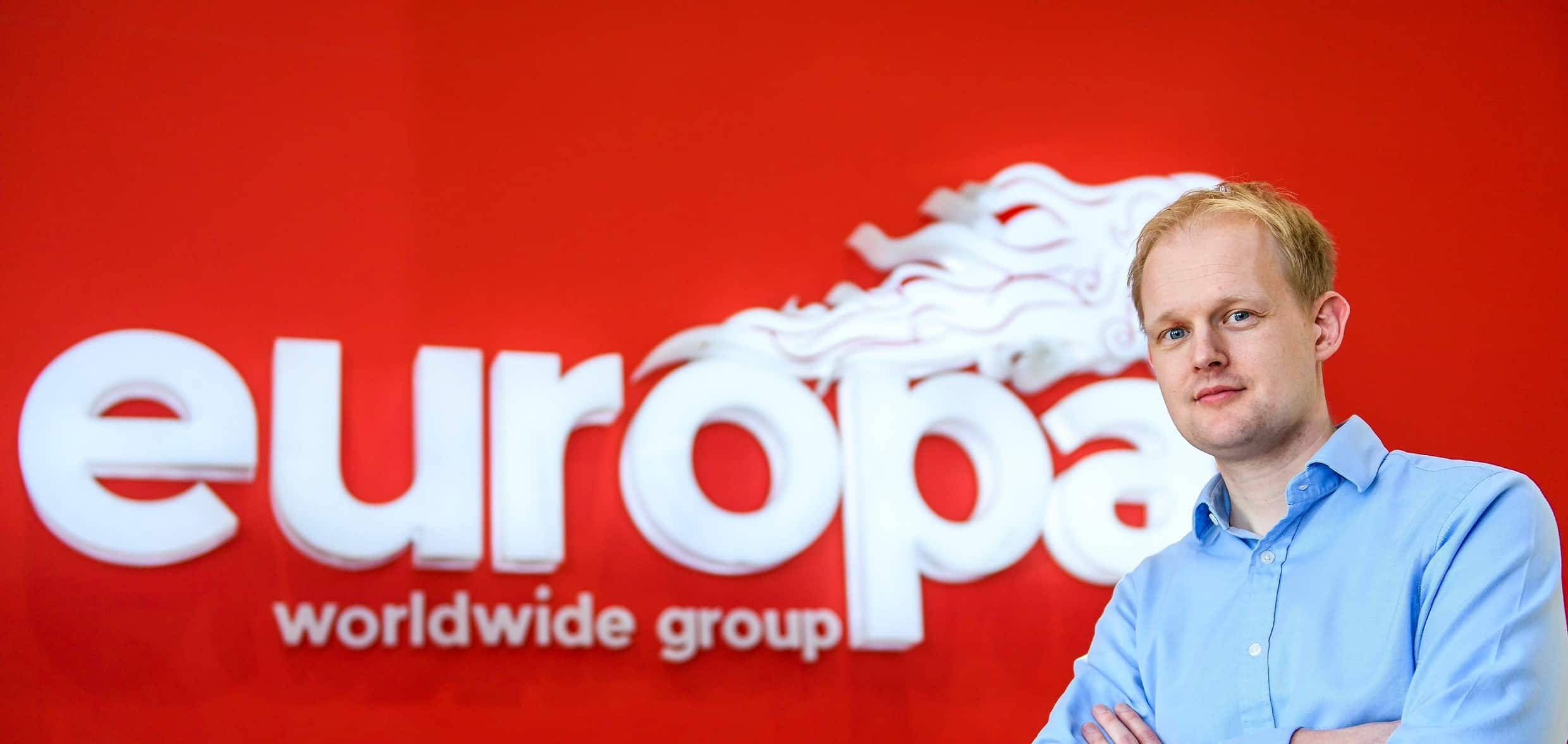 Europa Recognises Talent Within The Business