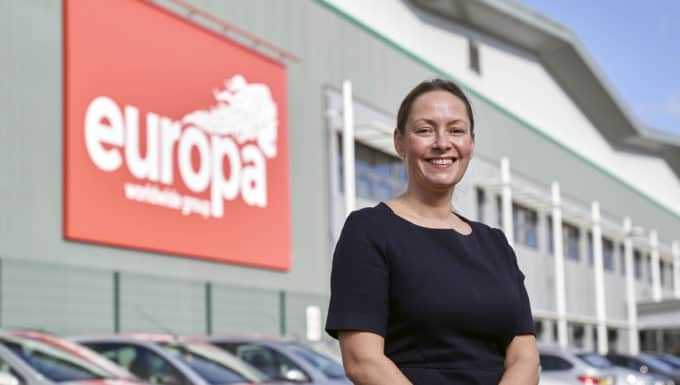 New Head of Sales Appointed at Drinks Logistics Specialist Europa