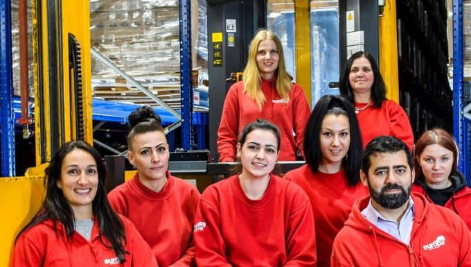 Europa Highlights Drive to Reduce Gender Gap