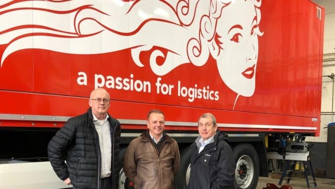 Europa Road Drives Business Forward with Fleet Investment