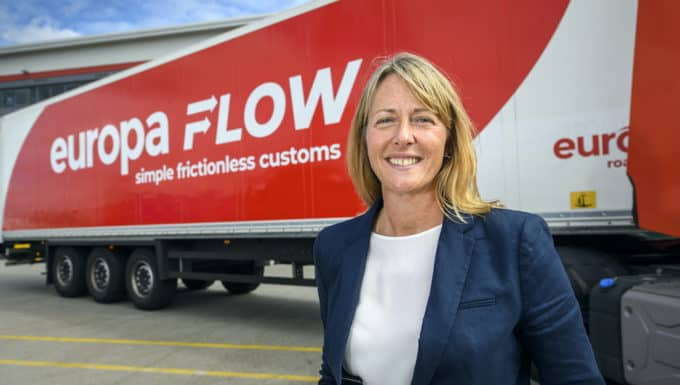Europa launches frictionless Brexit product