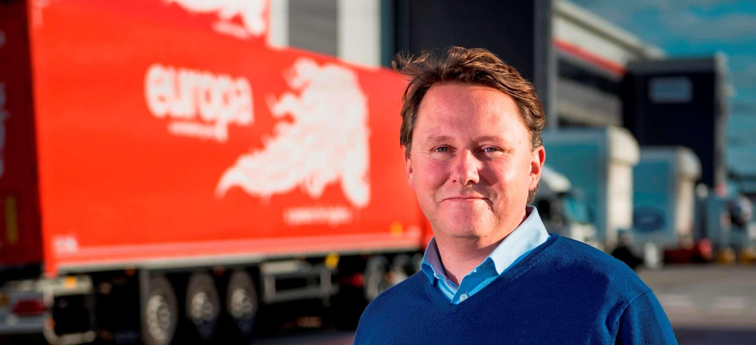 Andrew Baxter, Europa Worldwide Group