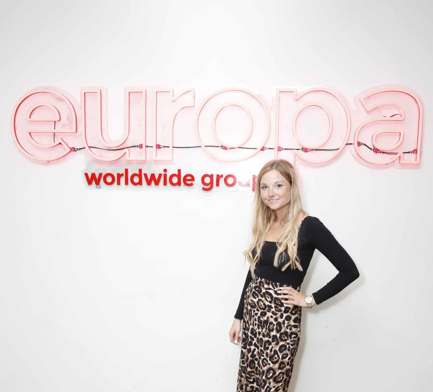 Lana Jay Early Careers Talent Manager At Europa Worldwide Group