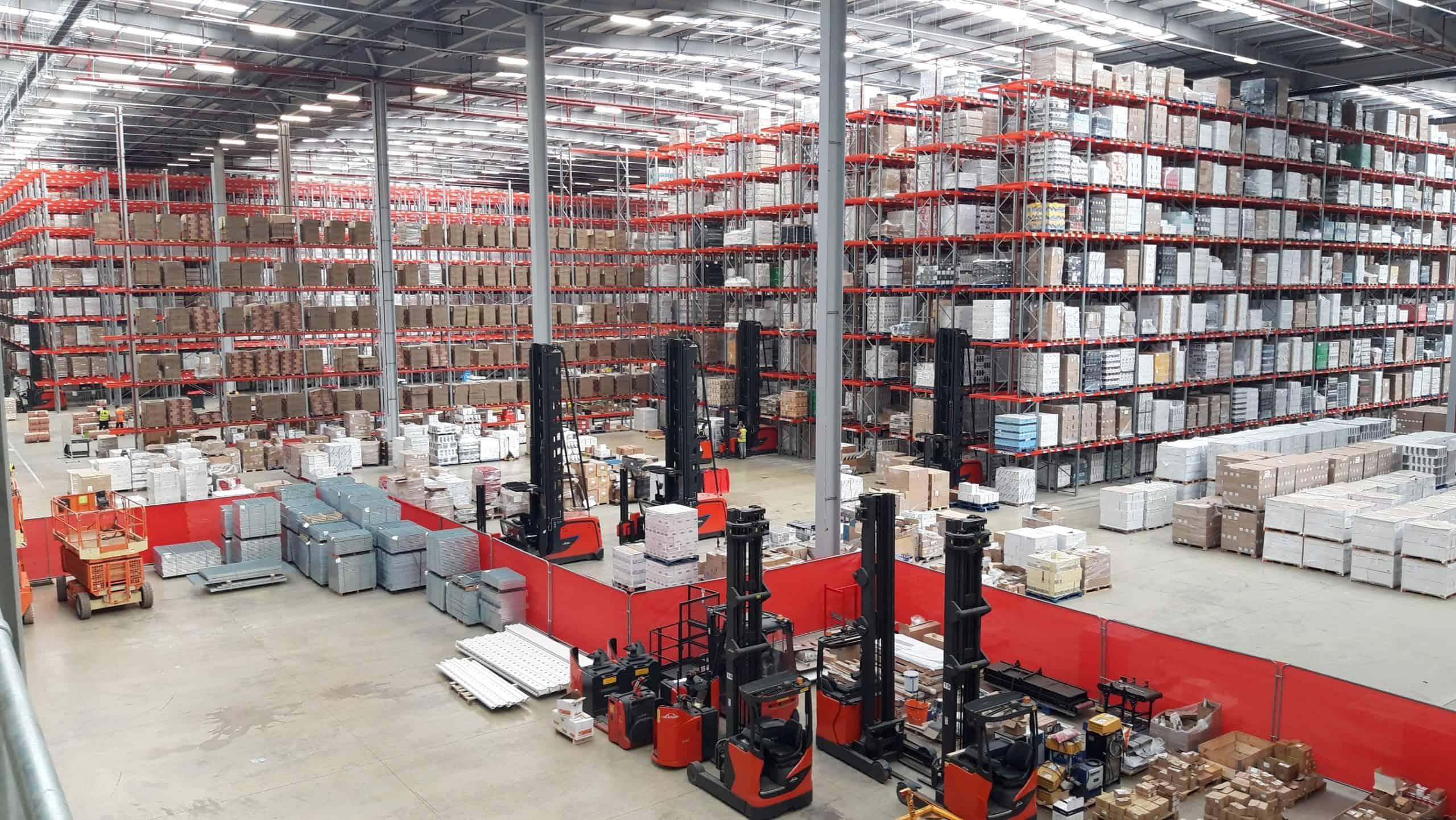 Europa Corby Warehouse